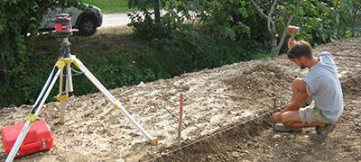 immagine bordure da giardino in lamina-di-ferro