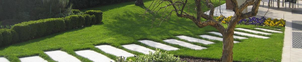 Progetto giardino in inverno verde idea for Realizzazione giardini privati