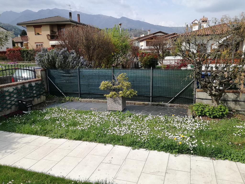giardino mediterraneo con graniglie castelcucco foto 2