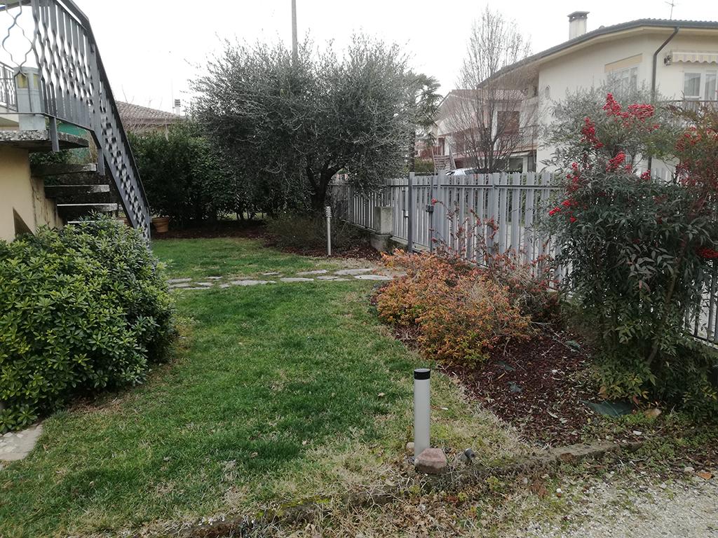 realizzazione giardino con semina e area carrabile foto 1