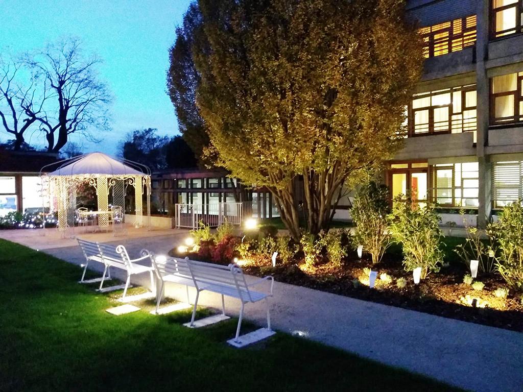 realizzazione giardino sensoriale a Castelfranco Veneto foto 15