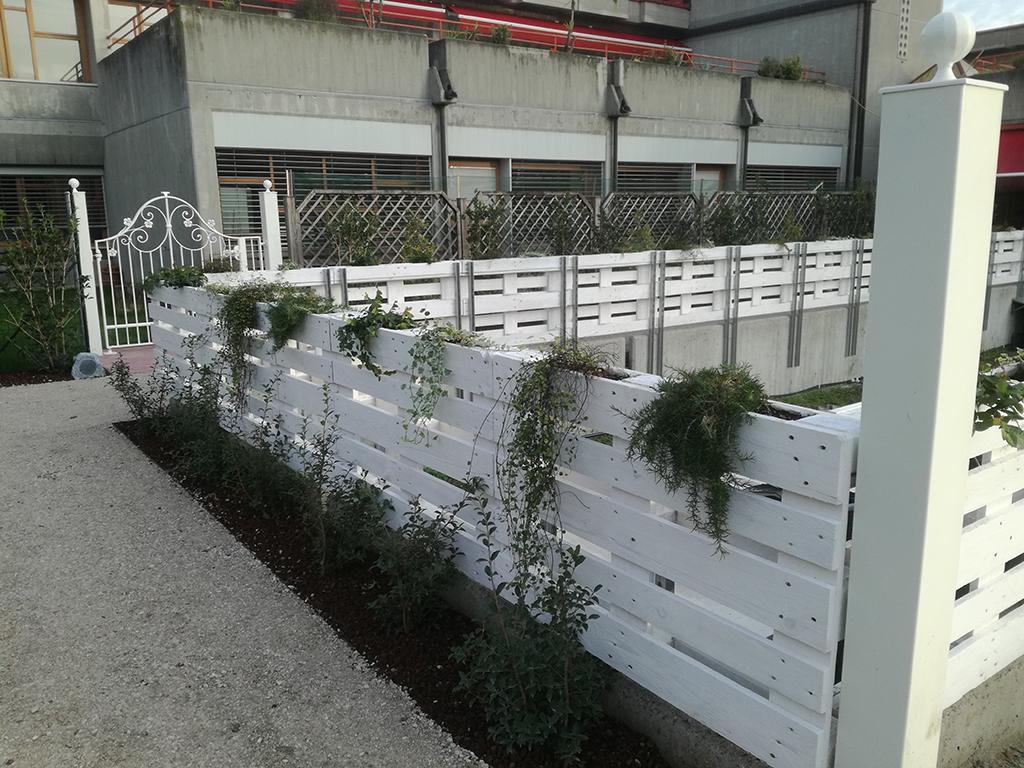 realizzazione giardino sensoriale a Castelfranco Veneto foto 17