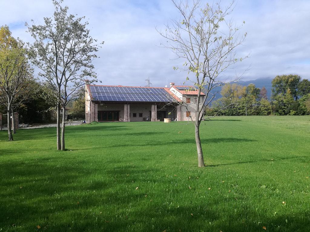 realizzazione giardino privato a Mussolente foto 5