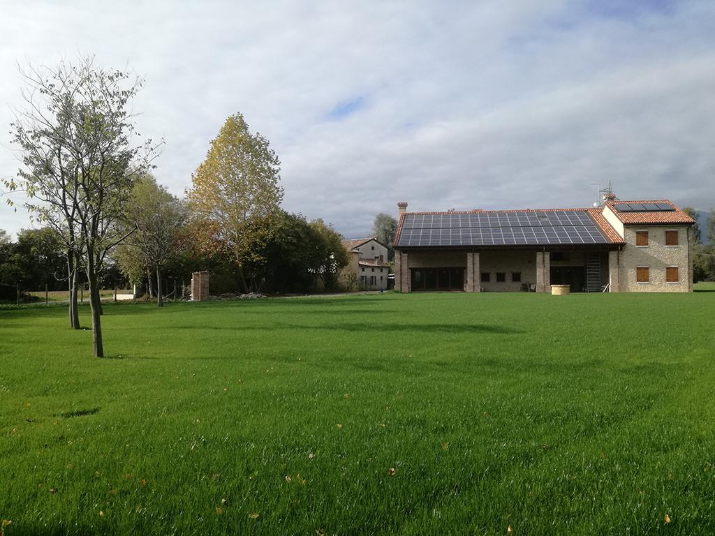 realizzazione giardino privato a Mussolente foto 6