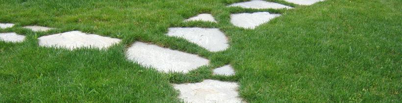 pavimentazione lastroni giardino