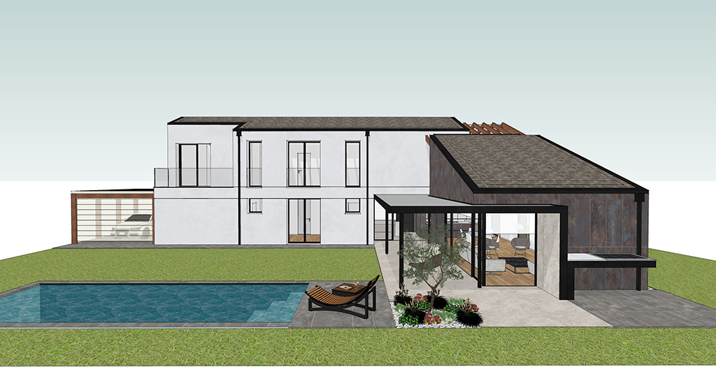Progetto with progetto giardini for Laghetto balneabile progetto